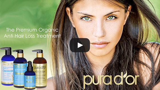 Pura D'or Hair Loss Products