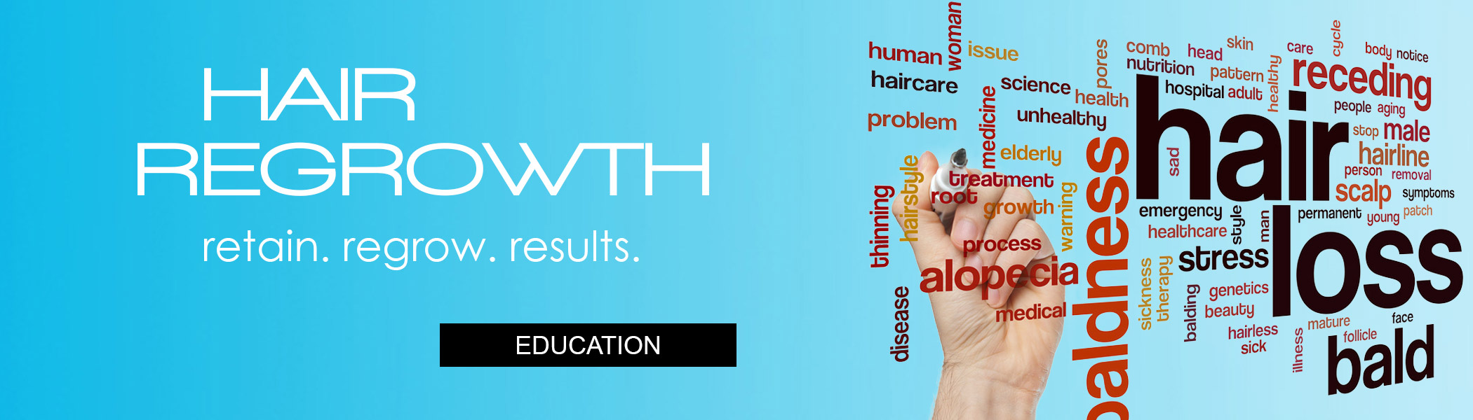 hair loss education